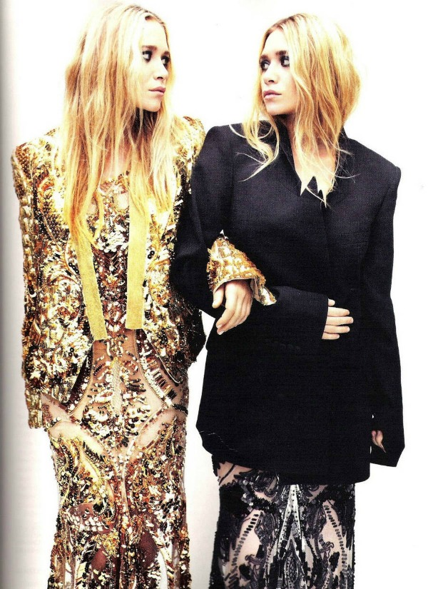 """Elle UK Olsen Sisters 1 """"Elle Uk"""": Sestre Olsen kao mlade ikone stila"""