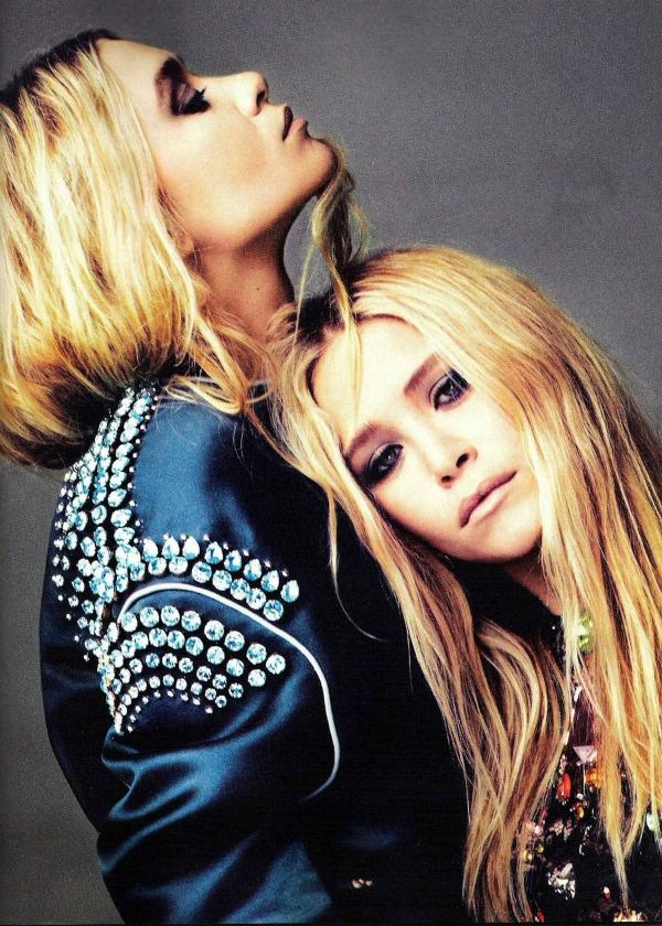 """Elle UK Olsen Sisters 3 """"Elle Uk"""": Sestre Olsen kao mlade ikone stila"""