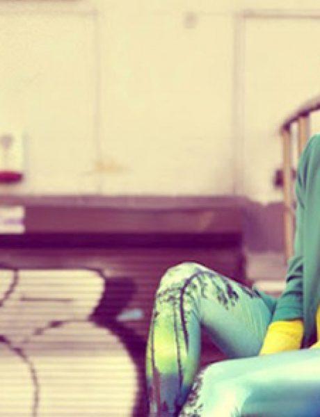 Fashion Blogs: Eksplozija boja