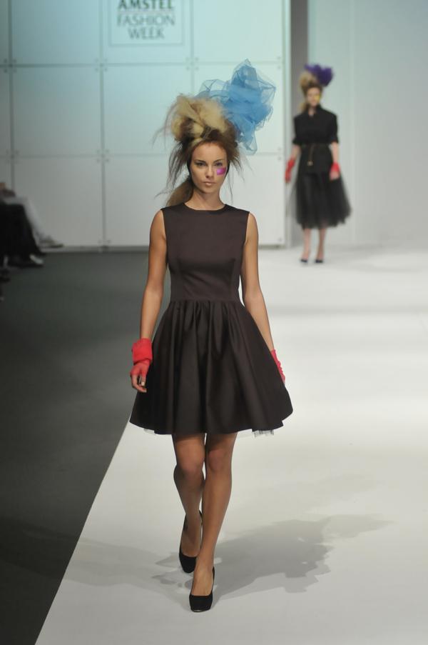Iva Stefanovic Treće veče 31. Amstel Fashion Week a