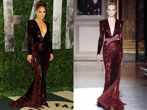Jennifer Lopez One nose: Zuhair Murad