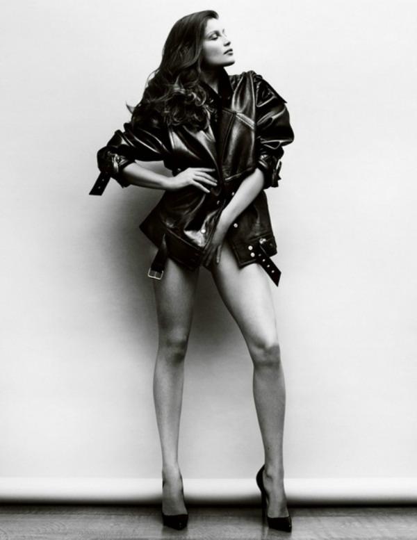 "Laetitia Casta by Mario Testino for Vogue Paris May 2012 2 ""Vogue Paris"": Laetitia Casta zrači seksepilom"