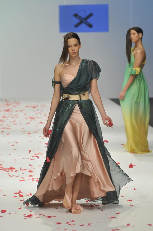 Ljuba Skimic Treće veče 31. Amstel Fashion Week a