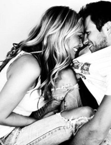 Ljubav je kad mi srce drnda