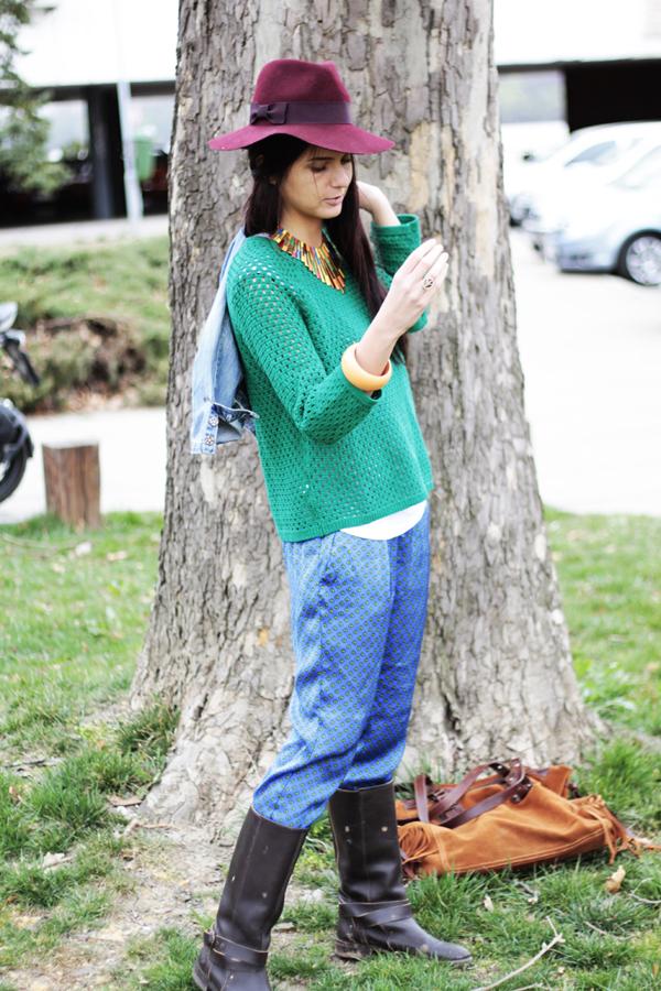 MG 7420 Od A do Š: Madlena Domazet, modna blogerka