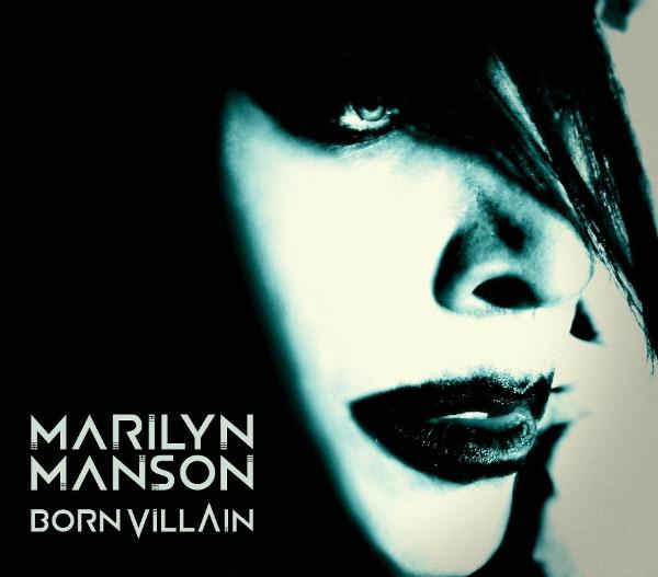Marilyn Manson 'Born Villain' Album Cover Art Ono kad se udruže Marilyn Manson i Johnny Depp