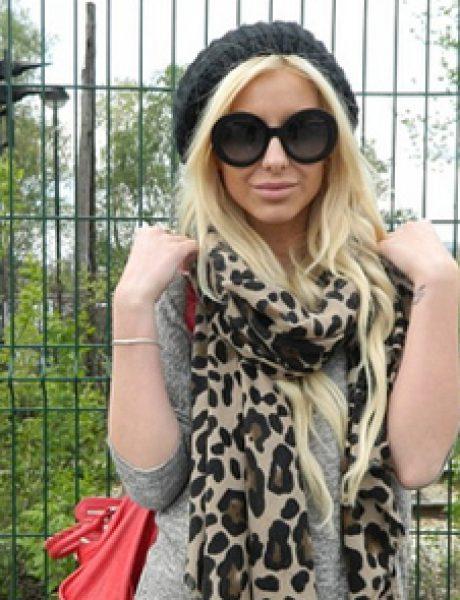 Modni blogovi: Print, velike torbe i kožne jakne