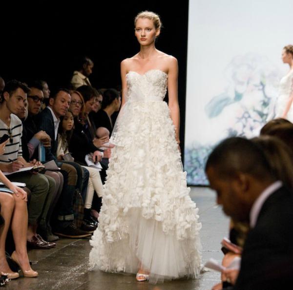 Monique Lhuillier New York Bridal Week Nedelja venčanja u Njujorku
