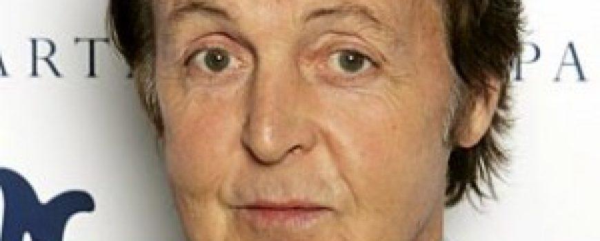 Paul McCartney: Holivudske zvezde u novom spotu