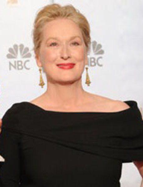 10 odevnih kombinacija: Meryl Streep