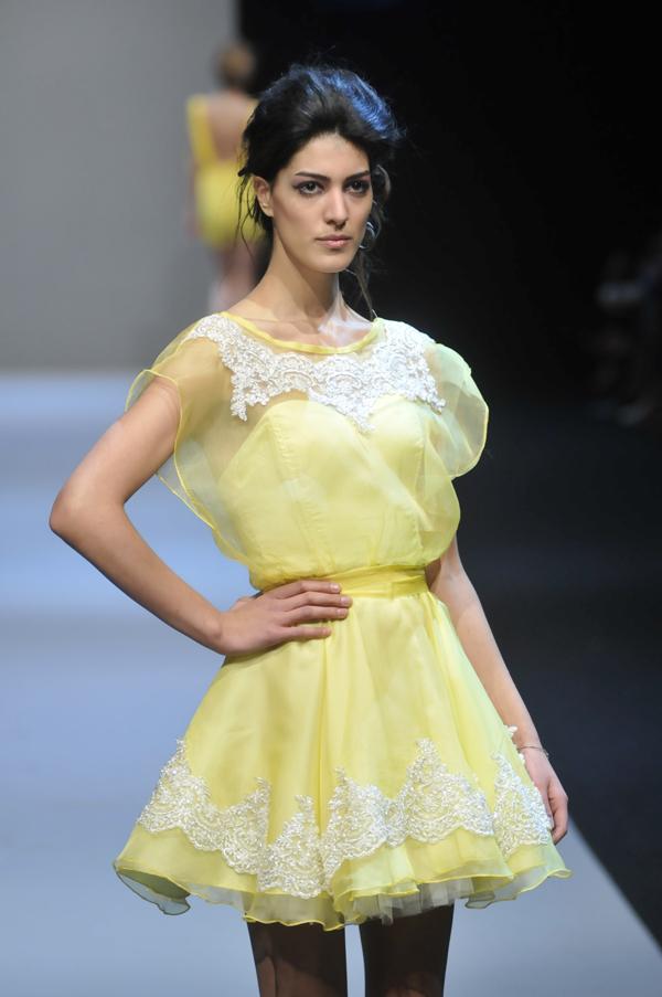 Natasa Pejovic Počeo 31. Amstel Fashion Week