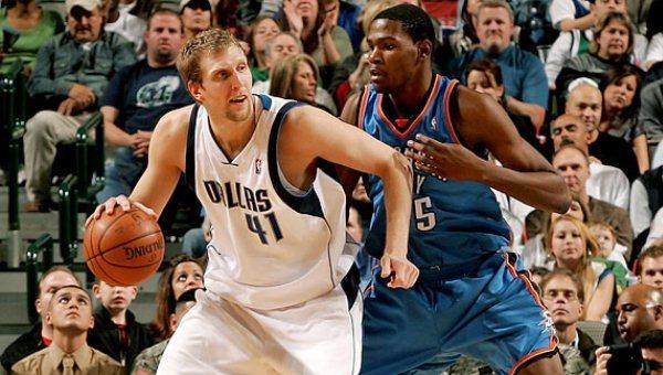 Nowitzki Durant NBA: Počinje groznica plej ofa