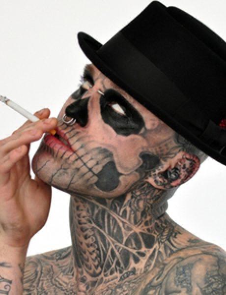 Rick Genest: Zombie dečko modnog sveta