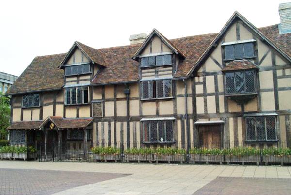 ShakespeareHouse Vile poznatih pisaca