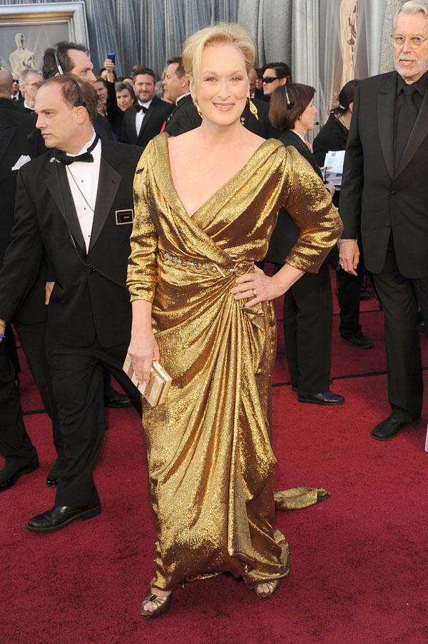 Slika 1 Lanvin 10 odevnih kombinacija: Meryl Streep