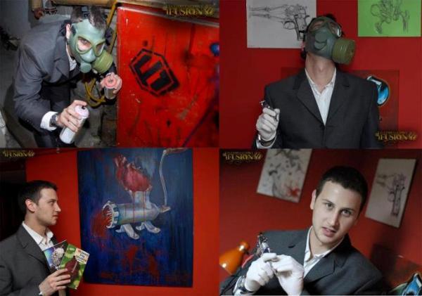 Slika 1 Wannabe intervju: Dušan Fusion Tucaković