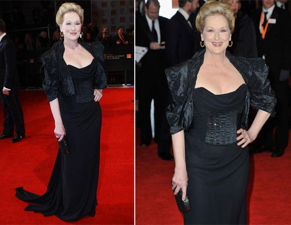 Slika 2 Vivienne Westwood 10 odevnih kombinacija: Meryl Streep