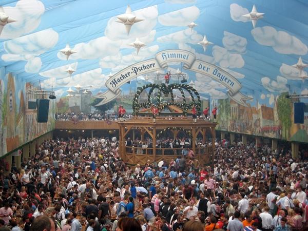 Slika 237 Minhen: Grad najboljeg piva na svetu