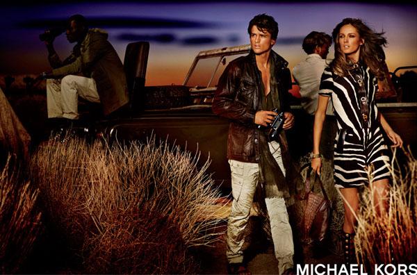 Slika 317 Michael Kors: U bojama zemlje