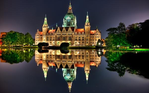 Slika 324 Hanover: Grad kome teško možete odoleti