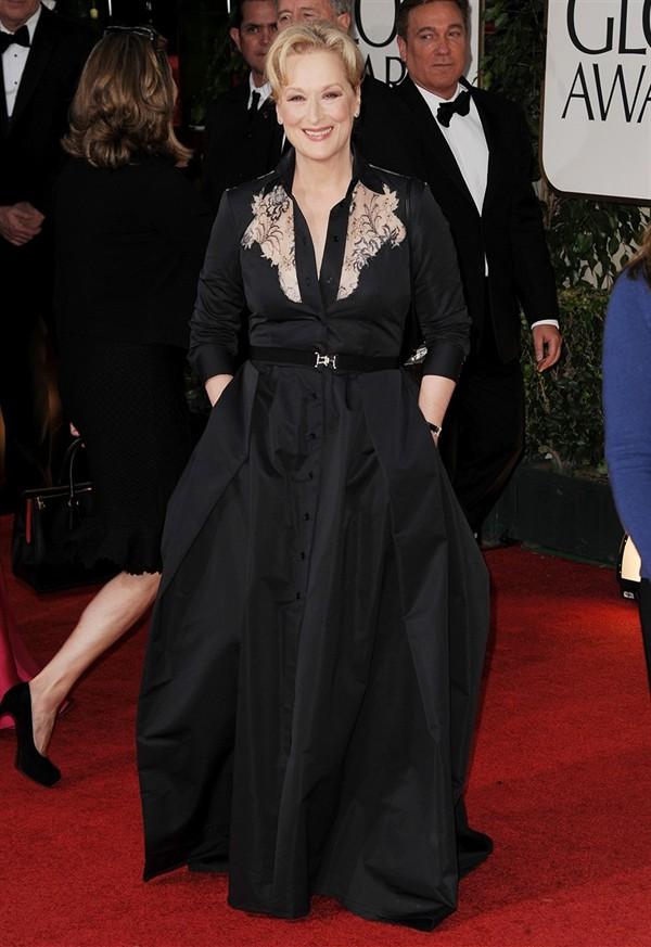 Slika 4 Alessandra Rich 10 odevnih kombinacija: Meryl Streep