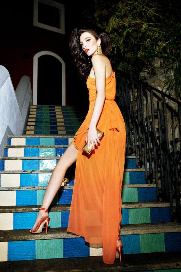 Slika 4 Alberta Feretti for Macys: Mediteranska moda