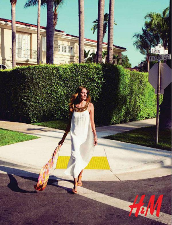 Slika 411 H&M: Lepršavo i šareno