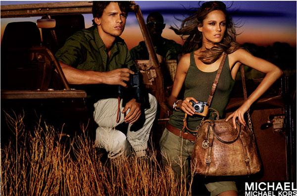 Slika 413 Michael Kors: U bojama zemlje