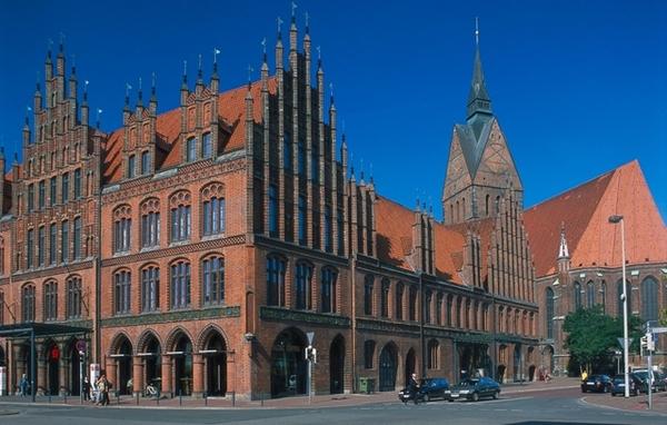 Slika 419 Hanover: Grad kome teško možete odoleti