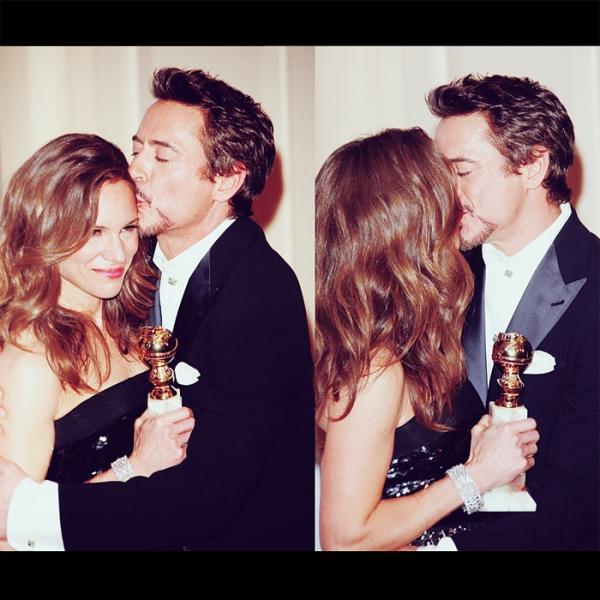 Slika 5 Robert i Suzan zena koja mu je spasila zivot Srećan rođendan, Robert Downey Jr!