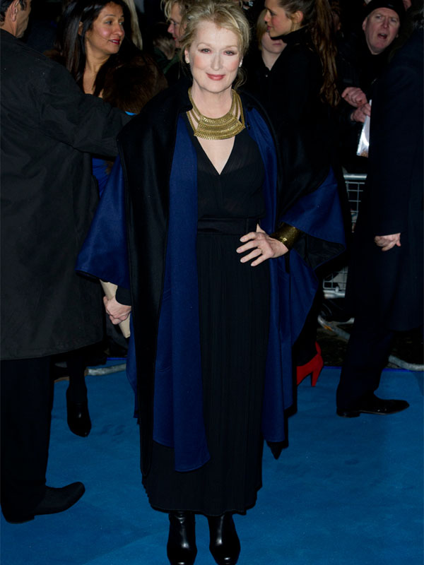 Slika 5 Stella McCartney 10 odevnih kombinacija: Meryl Streep
