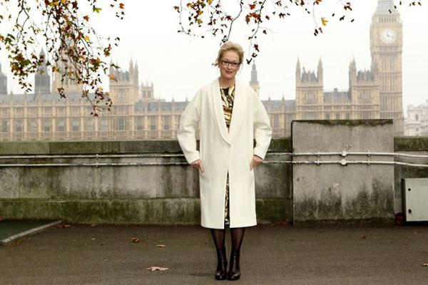 Slika 6 Stella McCartney 10 odevnih kombinacija: Meryl Streep