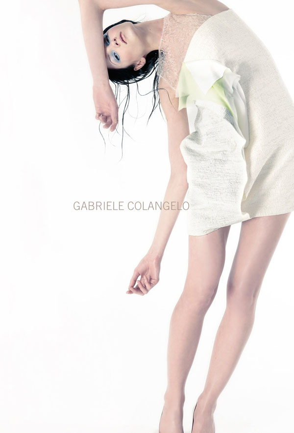 Slika 67 Gabriele Colangelo: Haljine za neobično proleće
