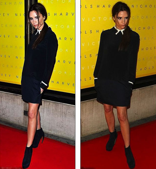Slika 8 VB Collection 10 odevnih kombinacija: Victoria Beckham