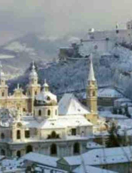 Salcburg: Grad kao iz bajke