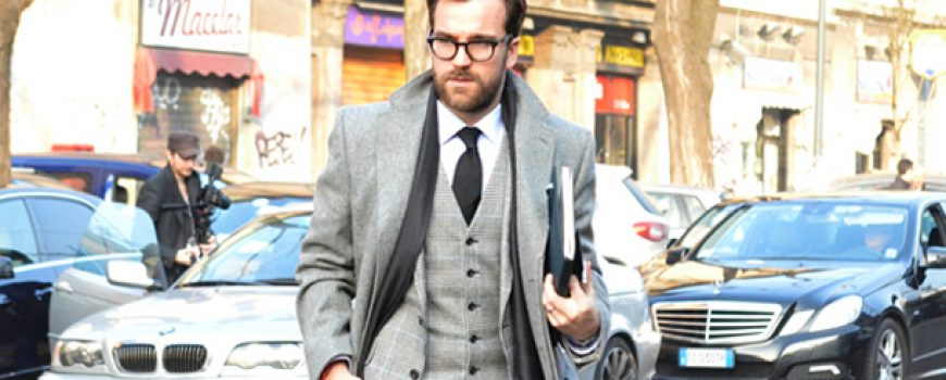 Street Style: Dame, upoznajte džentlmene