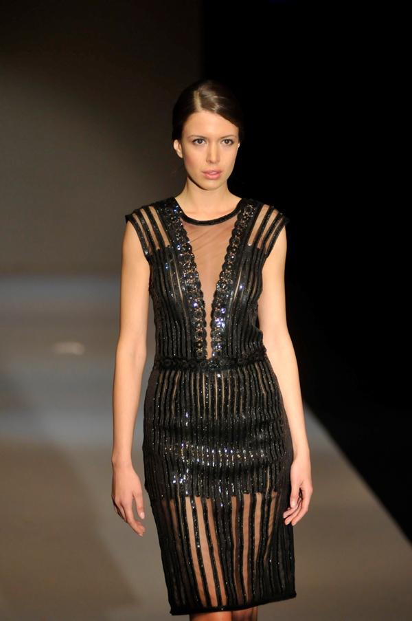 Tatjana S Drugo veče 31. Amstel Fashion Week a