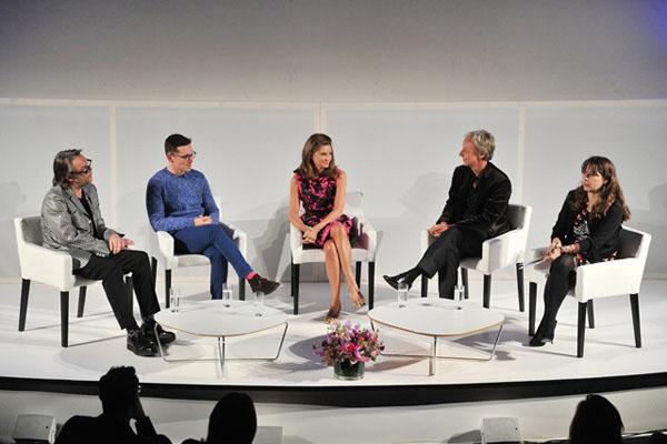 Vertu engages in the debate at The Vogue Festival 2012 Vogue Festival 2012: Stil i moda