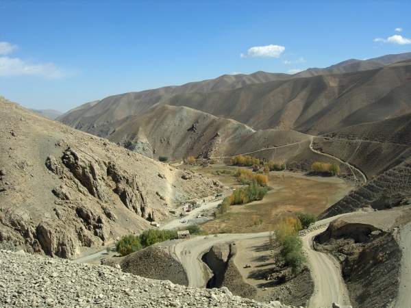 afghanistan Klopajmo na ulici: U zemlji Avgana