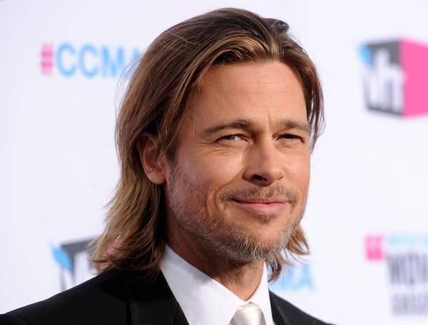 bred Trach Up: Brad Pitt je zaljubljen