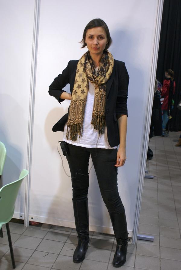 bsc 4 Belgrade Style Catcher: Fashion Week