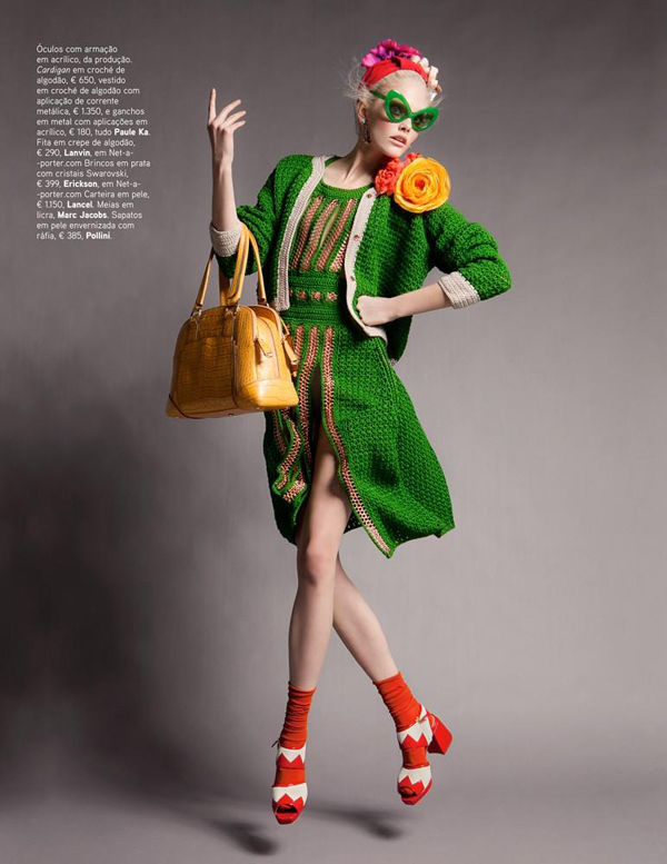 dani 2 Vogue Portugal: Obojite odevne kombinacije