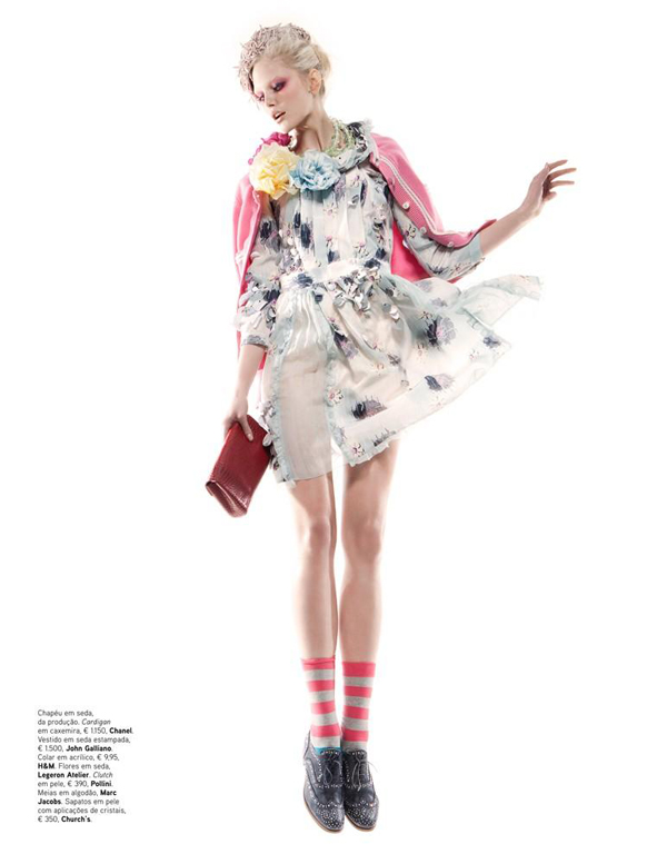 dani 4 Vogue Portugal: Obojite odevne kombinacije