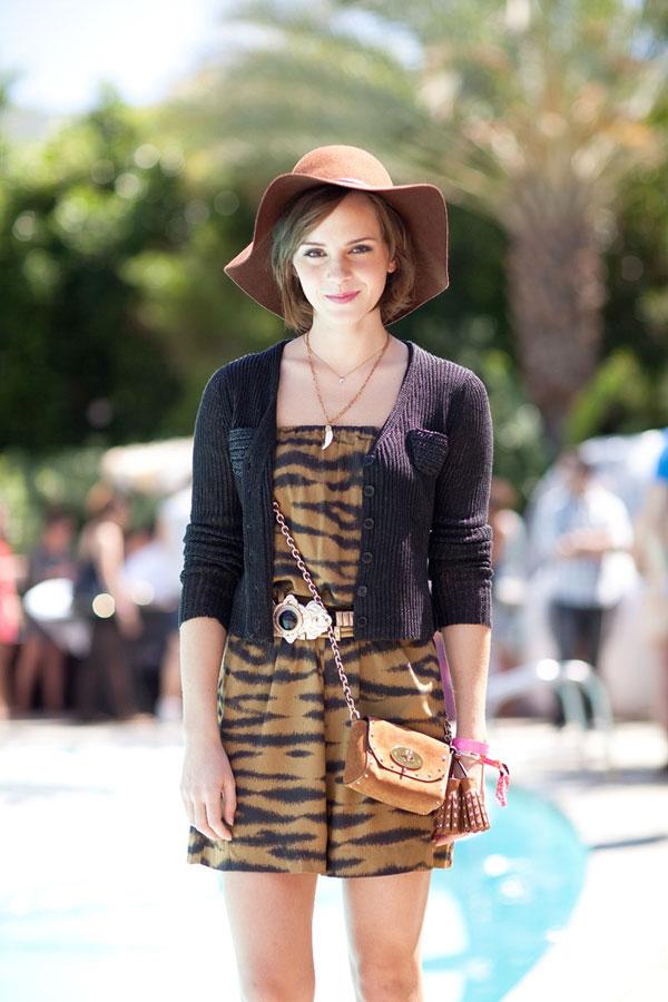 "emavotson U susret lepom vremenu: Moda na festivalu Coachella 2012"""