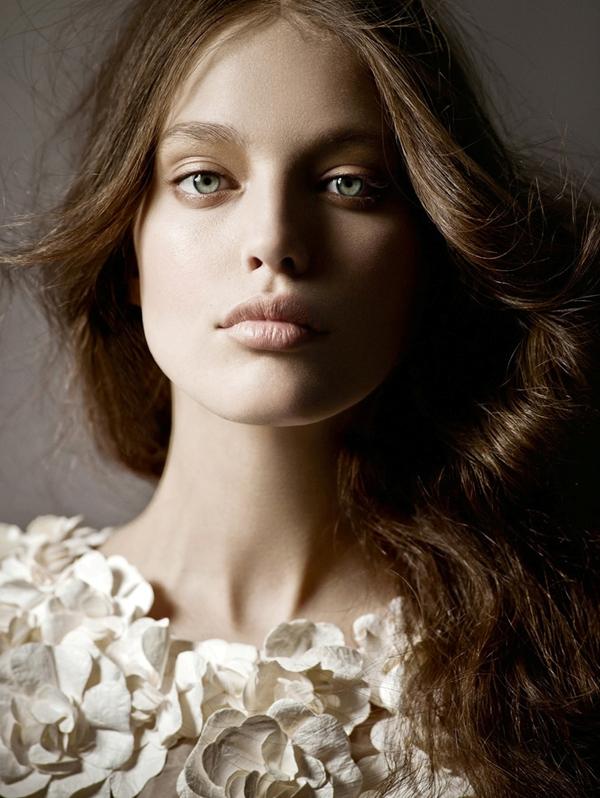 emily mexico 5 Vogue Mexico: Moć bele boje