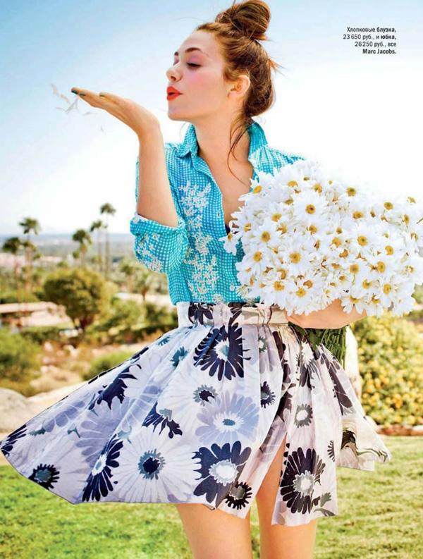 emmy 8 Glamour Russia: Sunčani izlet