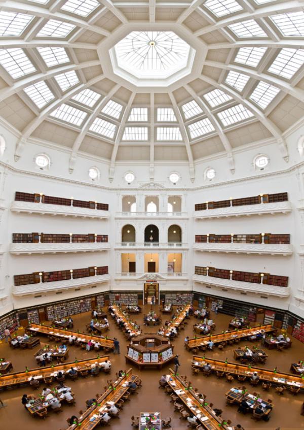 foto10 Top 10 najlepših biblioteka na svetu