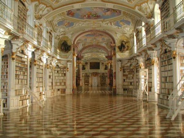 foto52 Top 10 najlepših biblioteka na svetu