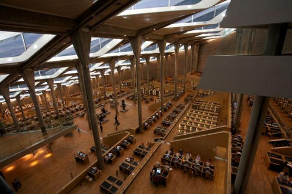 foto8 Top 10 najlepših biblioteka na svetu