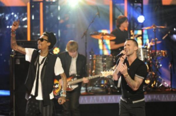 foto81 Maroon 5 i Wiz Khalifa: Zajednička pesma